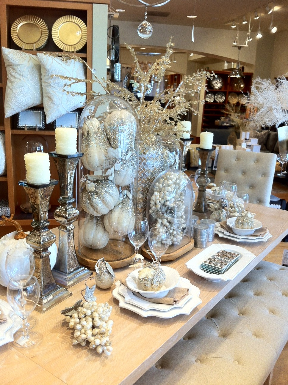Classy christmas decorations outdoor - White Halloween Only At Z Gallerie Designs By Tamela