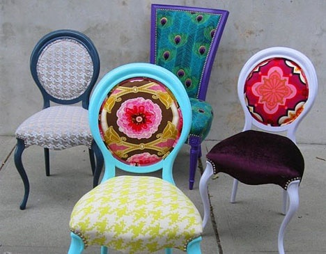 Whimsical Chairs 2013