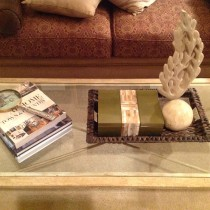 coffee table coastal