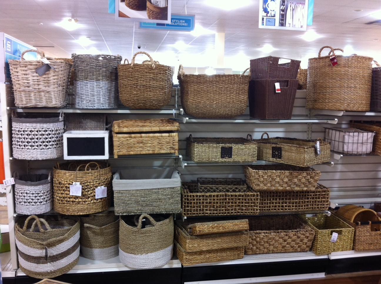 To Diy Decorative Storage Box The Borrowed Abodethe & decorative storage baskets | My Web Value