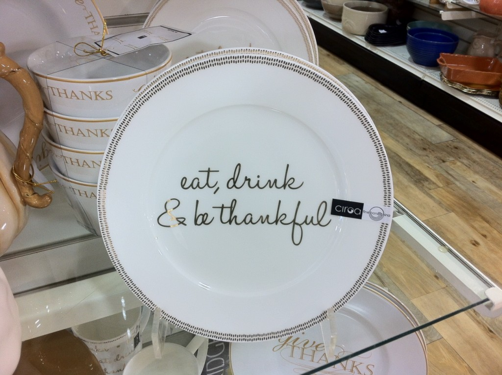thanksgiving plate 1