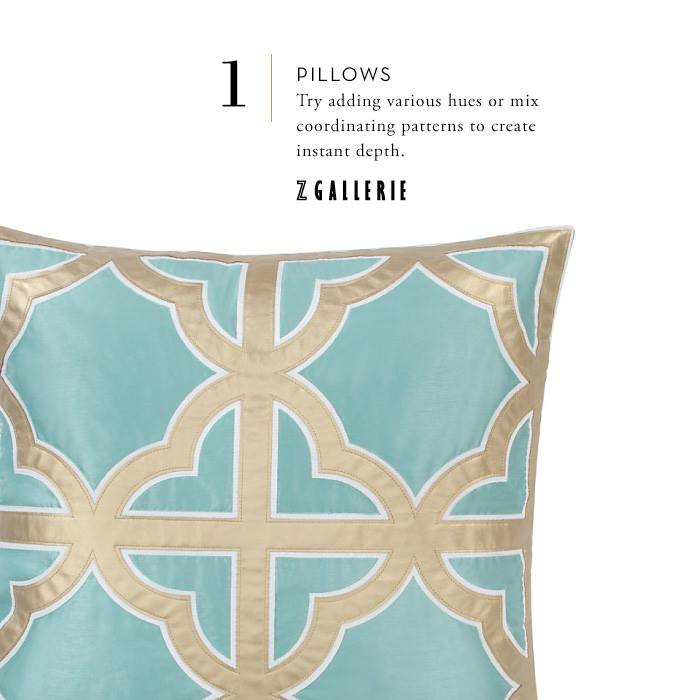 zgallerie pillows