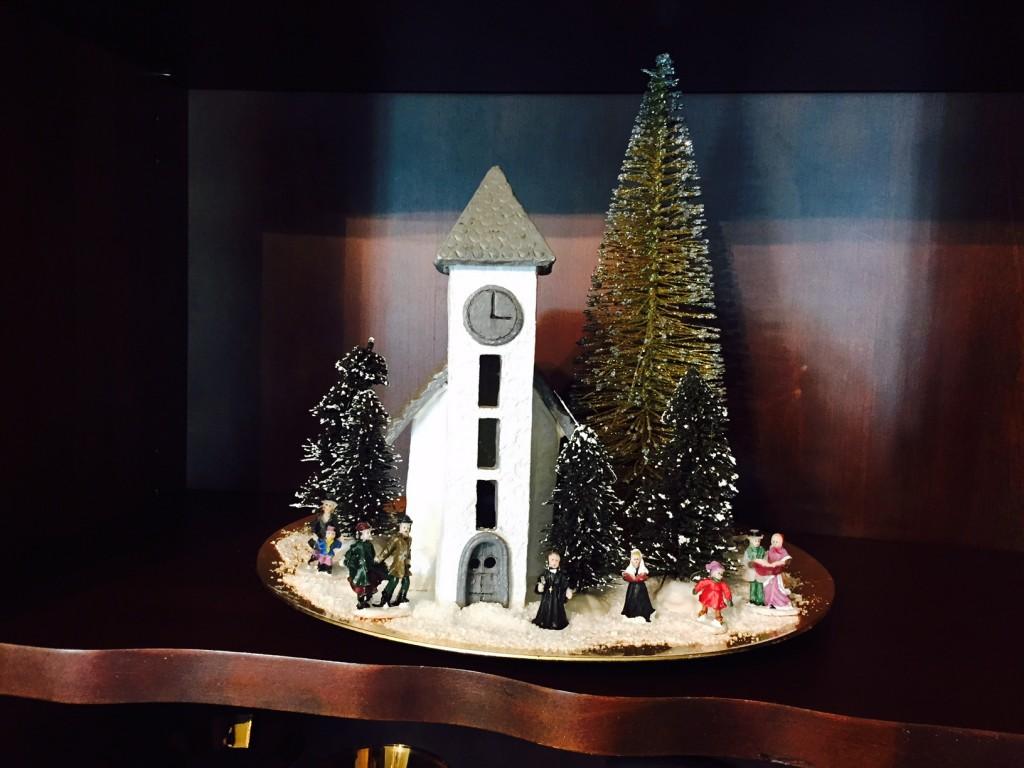 neiman christmas setting