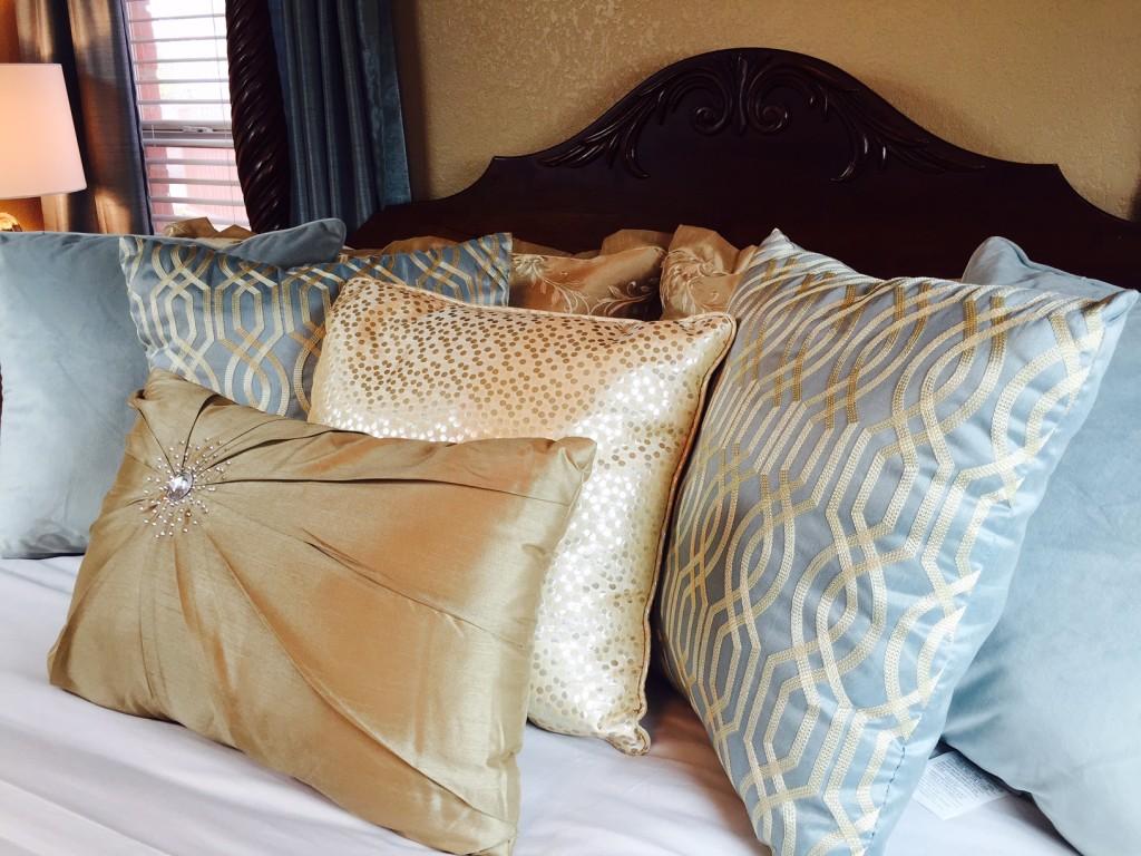 pillow view