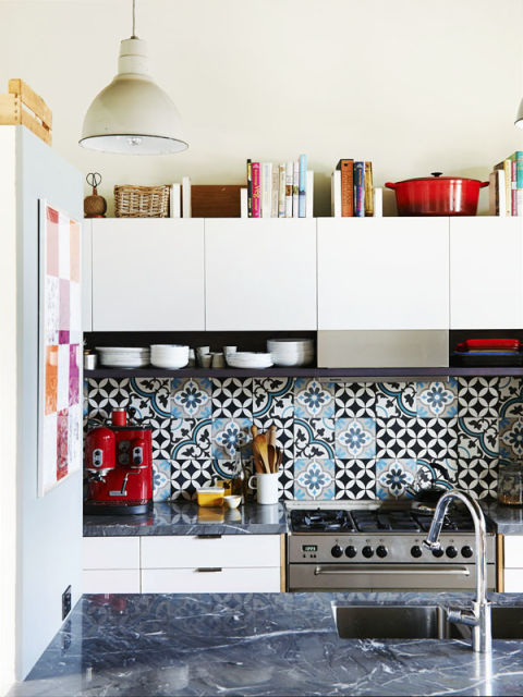 kitchen above space cookbooks
