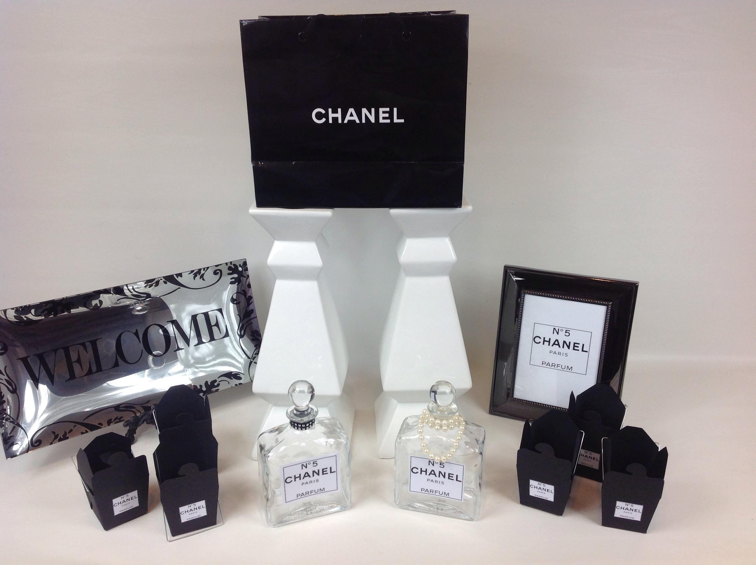 Chanel High Tea Designs By Tamela