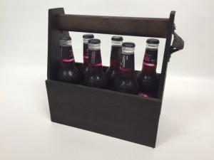 6 pack drink caddy christmas